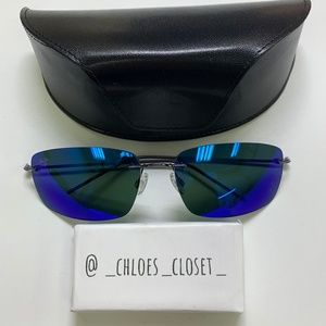 🕶️Maui Jim Frigate Custom Sunglasses/503/VA519🕶️